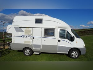 2006 Hymer Exsis SK the little big camper For Sale (picture 1 of 12)