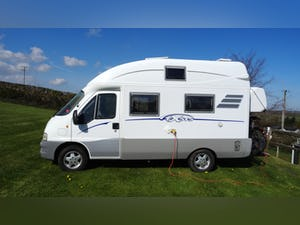 2006 Hymer Exsis SK the little big camper For Sale (picture 8 of 12)