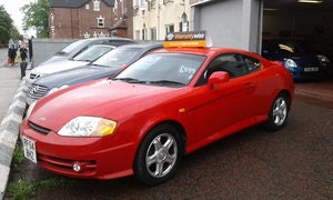 Picture of 2004 HYUNDAI COUPE S 1,6 ONE OWNER  FULL SERVICE HISTORY SOLD