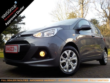 Picture of 2014 Hyundai i10 1.0 SE 5dr – Just 37k Miles / 1 Owner For Sale