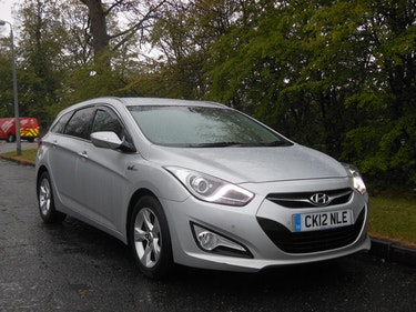 Picture of 2012 Hyundai I40 Style Blue Drive CRDI 136BHP Estate For Sale