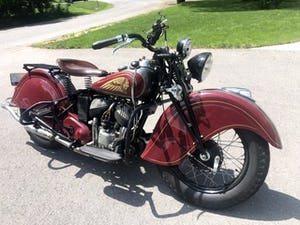 1940 Indian Sport Scout For Sale (picture 1 of 6)