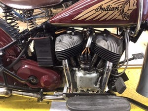 1940 Indian Sport Scout For Sale (picture 6 of 6)