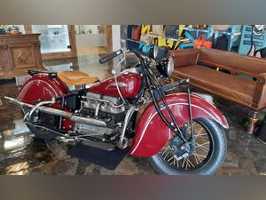 1940 Model Indian 78Ci Four Rare  For Sale (picture 1 of 7)