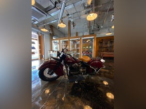 1940 Model Indian 78Ci Four Rare  For Sale (picture 2 of 7)
