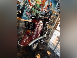1940 Model Indian 78Ci Four Rare  For Sale (picture 6 of 7)