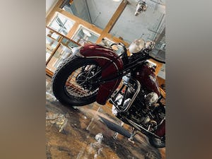 1940 Model Indian 78Ci Four Rare  For Sale (picture 7 of 7)
