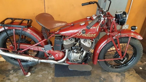 Picture of 1940 Indian Military Scout 500cc For Sale