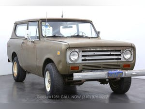 1972 International Scout 4x4 For Sale (picture 1 of 10)