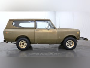 1972 International Scout 4x4 For Sale (picture 2 of 10)