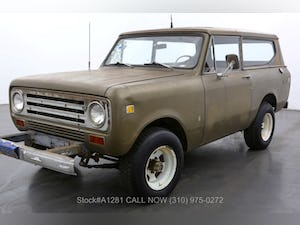1972 International Scout 4x4 For Sale (picture 4 of 10)