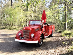 1942 The most fun ever! K6 Fire Truck For Sale (picture 2 of 12)
