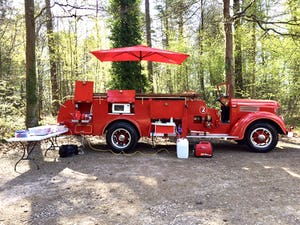 1942 The most fun ever! K6 Fire Truck For Sale (picture 3 of 12)