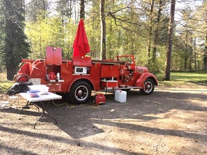 1942 The most fun ever! K6 Fire Truck For Sale (picture 4 of 12)