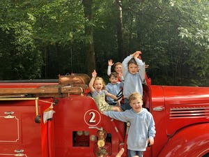 1942 The most fun ever! K6 Fire Truck For Sale (picture 8 of 12)