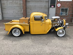 1946 full custom american pick up For Sale (picture 1 of 8)