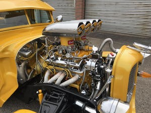 1946 full custom american pick up For Sale (picture 5 of 8)