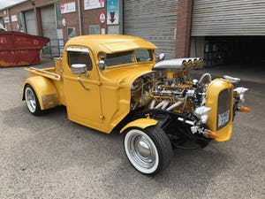 1946 full custom american pick up For Sale (picture 7 of 8)