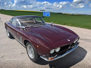 1967 Iso Grifo 350 GL For Sale (picture 9 of 19)