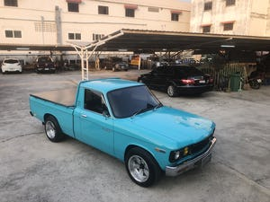 1981 Isuzu KB20 /  Chevrolet Luv For Sale (picture 2 of 12)