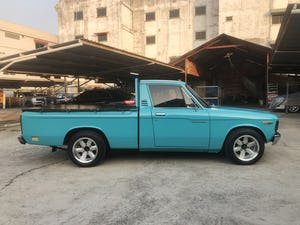 1981 Isuzu KB20 /  Chevrolet Luv For Sale (picture 4 of 12)