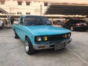 1981 Isuzu KB20 /  Chevrolet Luv For Sale (picture 5 of 12)