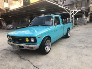 1981 Isuzu KB20 /  Chevrolet Luv For Sale (picture 7 of 12)