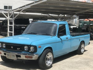 1979 Isuzu Faster KB25 (Chevrolet Luv) For Sale (picture 1 of 12)