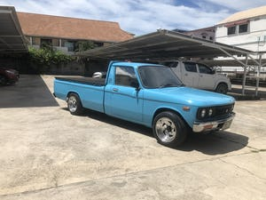 1979 Isuzu Faster KB25 (Chevrolet Luv) For Sale (picture 9 of 12)