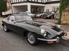 Jaguar E-Type 4.2 Roadster UK Car  - FINANCE AVAILABLE