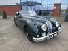 Picture of 1955 Jaguar XK140  DHC SOLD
