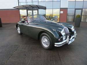 Picture of 1959 Jaguar XK150S Roadster SOLD