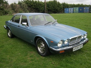 Picture of 1983 JAGUAR XJ6 3.4 AUTOMATIC. ONLY 2 OWNERS AND 32K MILES SOLD