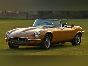 1971 Jaguar E Type V12 OTS Roadster Automatic For Sale (picture 1 of 6)