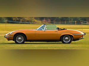 1971 Jaguar E Type V12 OTS Roadster Automatic For Sale (picture 2 of 6)