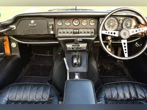 1971 Jaguar E Type V12 OTS Roadster Automatic For Sale (picture 4 of 6)