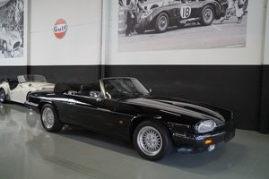 Picture of JAGUAR XJ-S 4.0 Convertible Exceptional Condition (1993) SOLD