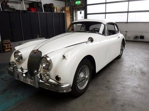 Picture of 1958 Jaguar XK 150 coupe '58 For Sale