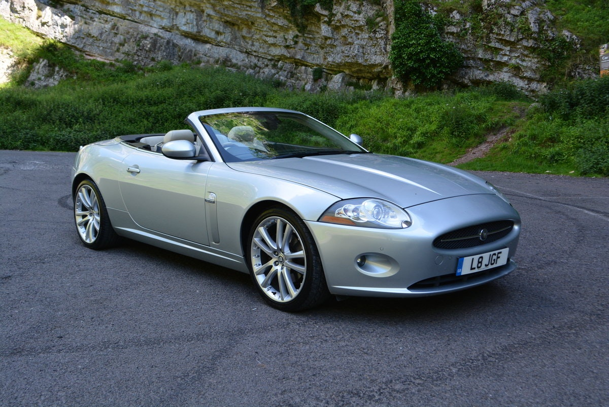 2006 Jaguar XK8 4.2 Convertible  For Sale (picture 1 of 6)