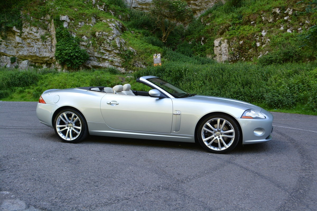2006 Jaguar XK8 4.2 Convertible  For Sale (picture 2 of 6)