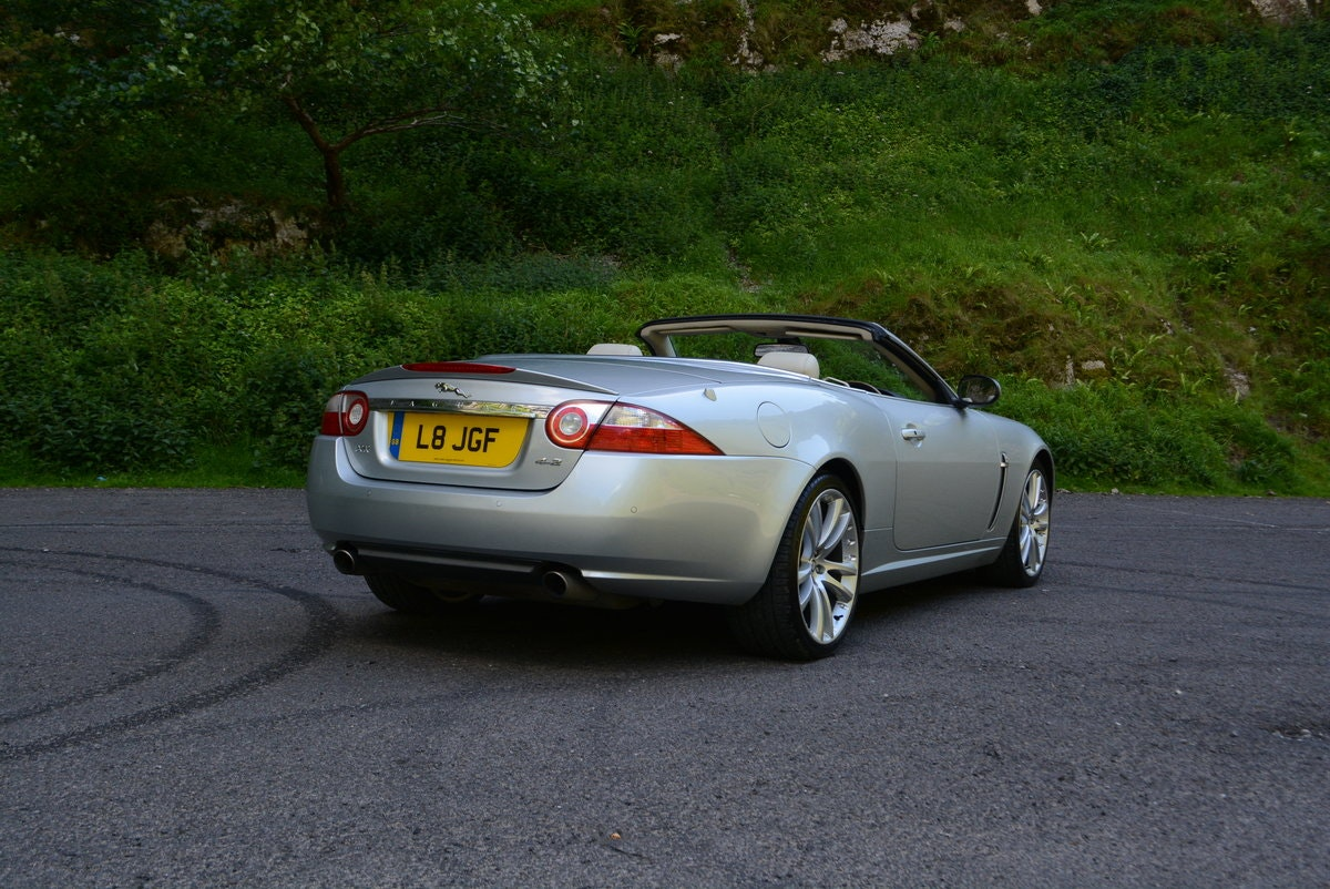 2006 Jaguar XK8 4.2 Convertible  For Sale (picture 3 of 6)