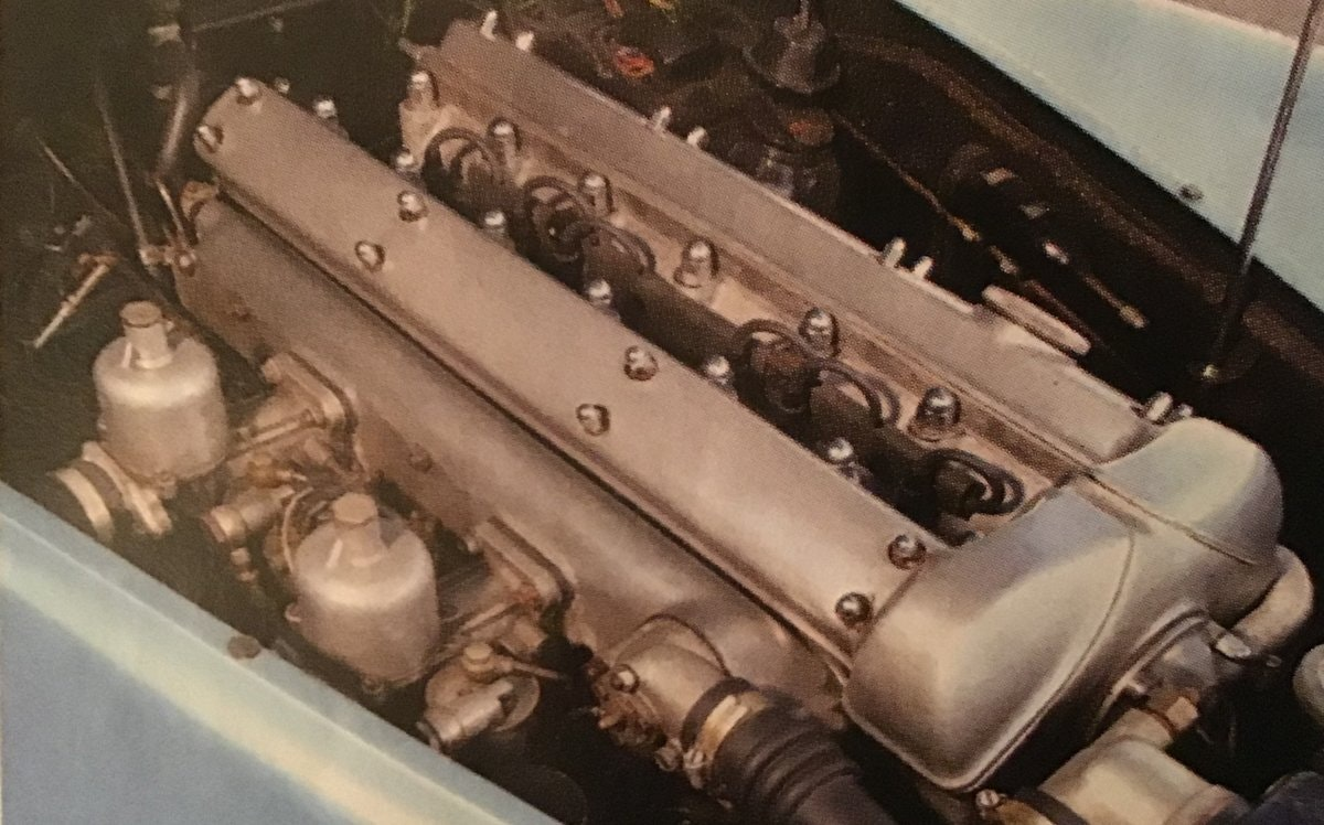 1961 JAGUAR EARLY RARE ALLOY CAM COVERS For Sale (picture 1 of 6)