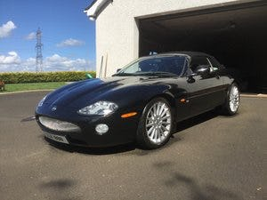 1998 XK8 CONVERTABLE LOW 25,110 mls ON NEW ENGINE For Sale (picture 8 of 12)