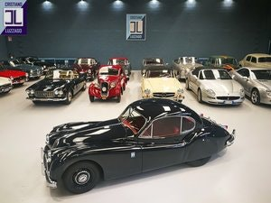 Picture of 1956 RARE 1 OF 843 JAGUAR XK 140 FHC RHD euro 89.800 For Sale