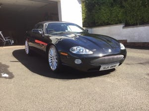 1998 XK8 CONVERTABLE LOW 25,110 mls ON NEW ENGINE For Sale (picture 12 of 12)