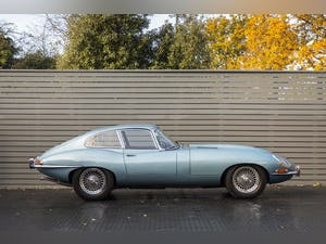 1965 Jaguar E Type 4.2 Series I ONLY 10400 MILES For Sale (picture 3 of 23)