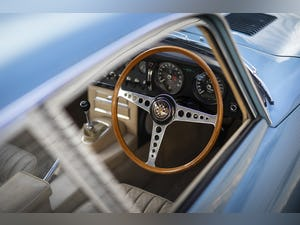 1965 Jaguar E Type 4.2 Series I ONLY 10400 MILES For Sale (picture 6 of 23)