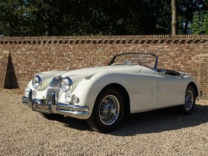 Picture of 1960 Jaguar XK 150 OTS 3.4 Roadster overdrive, restored condition For Sale