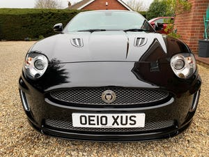 2010 Jaguar XKR 5.0 Supercharged (510-bhp) A stunning hi spec For Sale (picture 3 of 6)