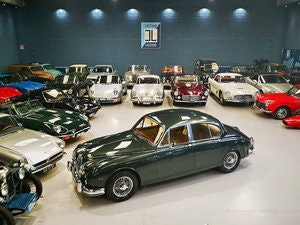 Picture of 1964  JAGUAR MK2 3.800 VERY RECENTLY TOTALLY RESTORED euro 45.800 For Sale
